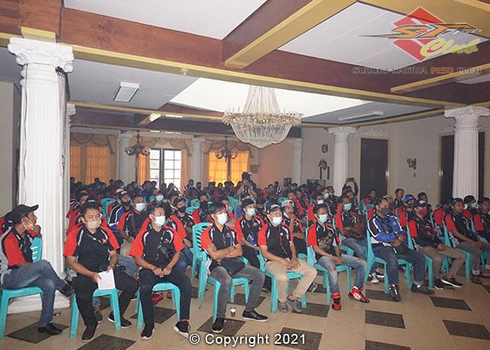 Gallery Anniversary SSFC 16th & Rapat Kerja Nasional 2020