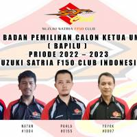 TERBENTUKNYA BADAN PEMILIHAN CALON KETUA UMUM (BAPILU) SSFC INDONESIA PERIODE 2022 – 2023